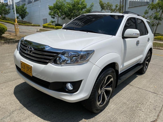 Toyota Fortuner 2015 Automatica