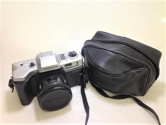 Antiga Camera Yashica 2000n Manual