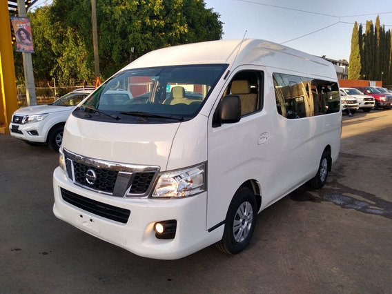 Nissan Urvan 2.5 15 Pas Ampliapack Seg Die Mt 2016