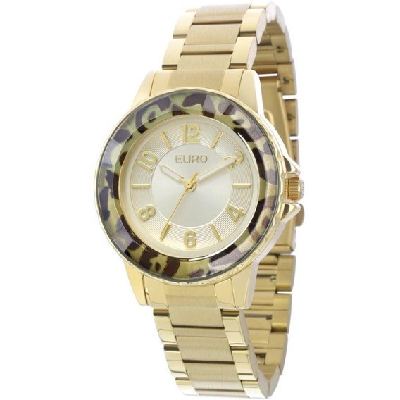 Relógio Euro Feminino Eu2035xzc/4d