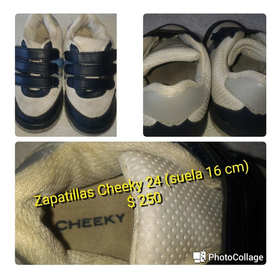 Zapatillas Cheeky 24