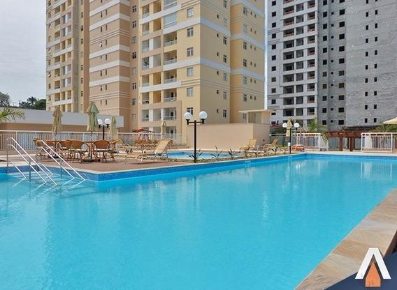Acrc Imóveis - Apartamento Para Locação, Com 02 Dormitórios E 01 Vaga - Ap02068 - 33420059