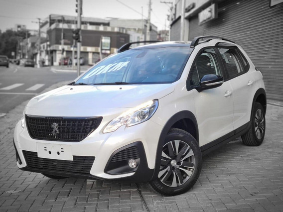 Peugeot 2008 Griffe 1.6 Flex 16v 5p Aut. - Branco 2020/2...