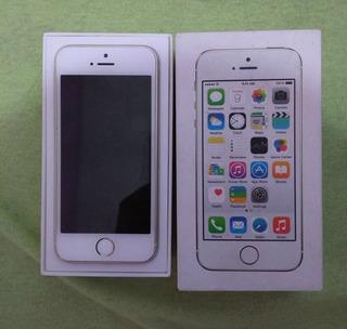 iPhone 5s Dourado 16gb -completo; Ótimo Estado-