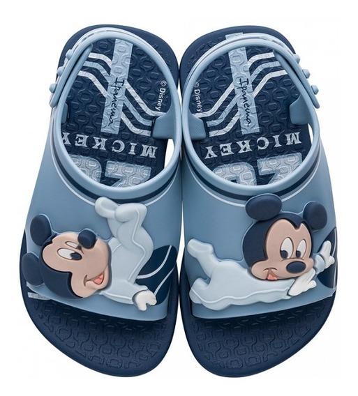 Chinelo Infantil Ipanema Love Disney Baby - 26111 Azul