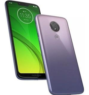 Motorola Power G7 (telcel) 64 Gb, Color Ice Violet