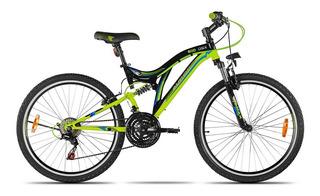 Aurora Rod.26 600dsx 18v Negro/verde