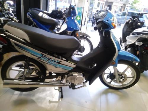 Motomel Blitz 110 Full Con Alarma  0km Cycles Motoshop