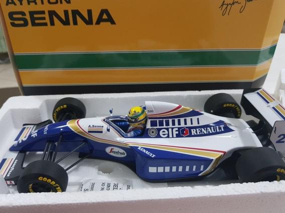 Ayrton Senna - Williams - 1994 - 25 Anos - 1:18 - Coleção