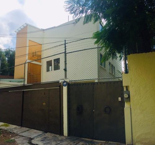 Casa En Condomininio A Unas Cuadras Del Centro De Coyoacán