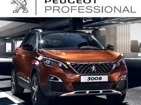 Peugeot 3008 Nva. Gt Line Thp Tiptronic 0k - Vta. De Fábrica