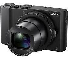Câmera Panasonic Lx10 Lx 10 4k 20.1 Mp