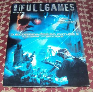 Revista Fullgame Nº 66 Com Jogo O Exterminador Do Futuro 3