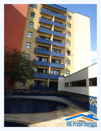 Imagem 1 de 11 de Lindo Apartamento Em Chácara Jaguaribe Osasco - 1564
