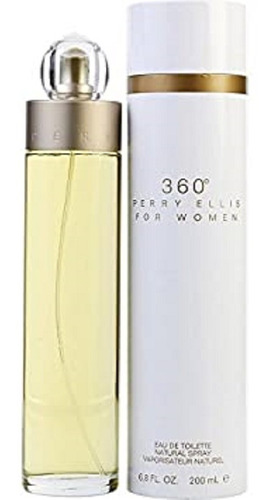Perfume 360 Grados Perry Ellis Mujer 10 - mL a $499
