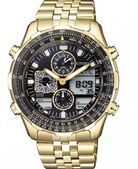 Relógio Navihawk Anadigi Jn0122-80e /tz10173u - Citizen