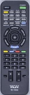 Controle Remoto-lcd Sony Ref:1004
