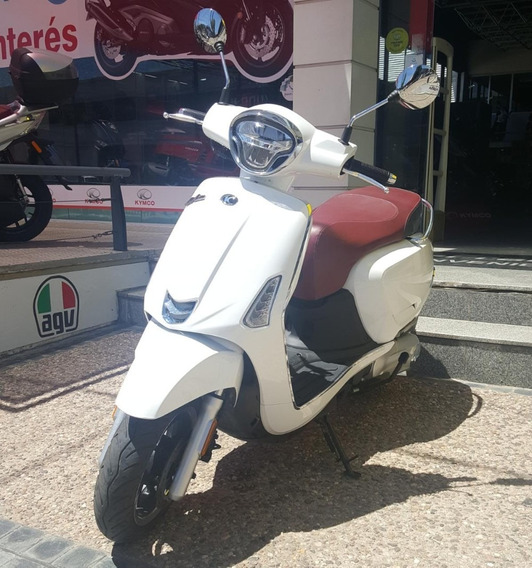 Kymco New Like 150i Abs - Isafranco