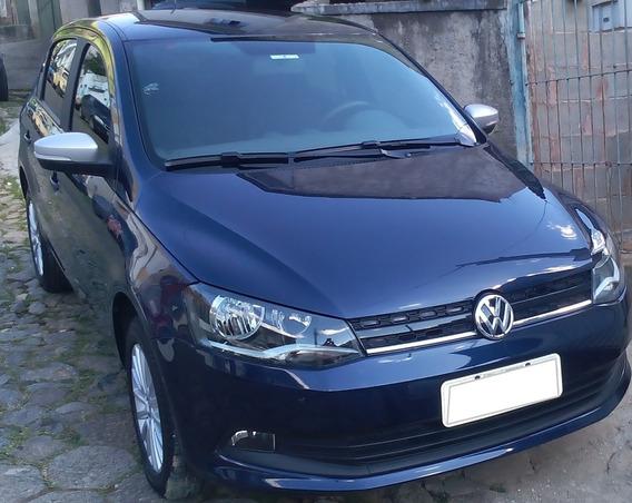 Volkswagen Gol Rock In Rio 15/16 Azul Completo