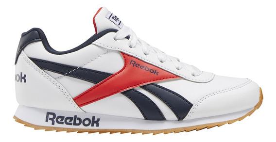 Zapatillas Reebok Moda Royal Cljog 2 Niño Bl/mn
