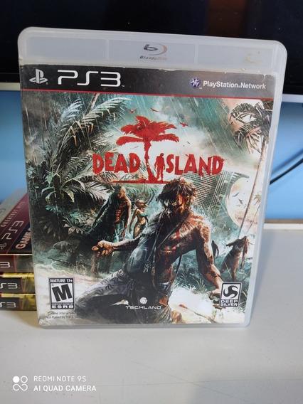 Jogo Dead Island Para Ps3