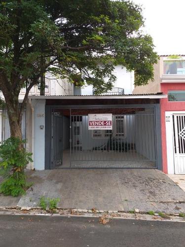 Casa Com 3 Dormitórios À Venda, 179 M² Por R$ 350.000,00 - Jardim Saira - Sorocaba/sp - Ca1154