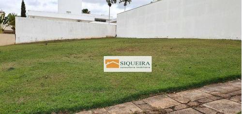 Imagem 1 de 1 de Condomínio Millenium - Terreno À Venda, 448 M² Por R$ 800.000 - Jardim Millenium - Sorocaba/sp - Te0828