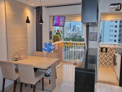 Apartamento A Venda Em Sp Barra Funda - Ap04266 - 69277992
