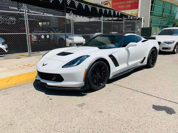 Chevrolet Corvette 6.2 Z06 At 2017