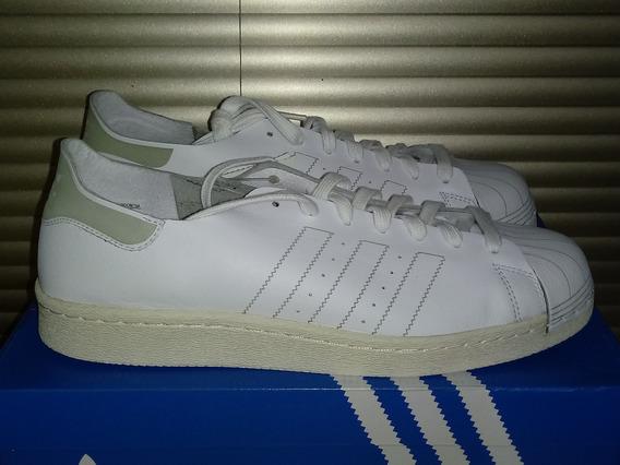 Tenis adidas Superstar 80s Decon Tam. 43 Outletctsports