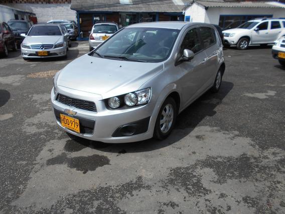 Chevrolet Sonic Lt 1.6 H.b
