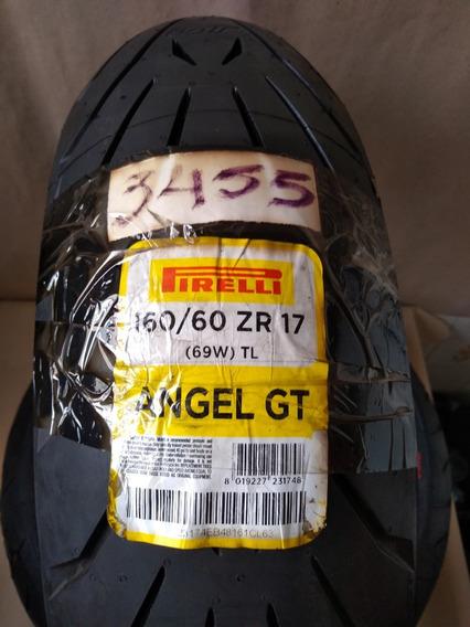 Pneu 160/60r17 Tras Angel Gt Pirelli