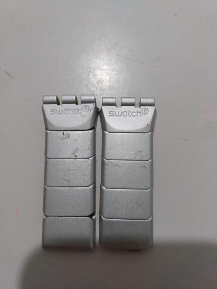 Pulseira Original Swacth Usado Aluminiun, 19 Mm