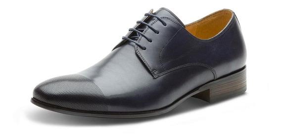 Zapatos Hombre Ferrara Azul Cardinale