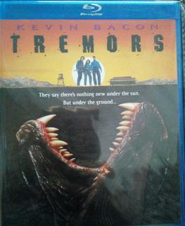 Blu-ray Tremors Kevin Bacon