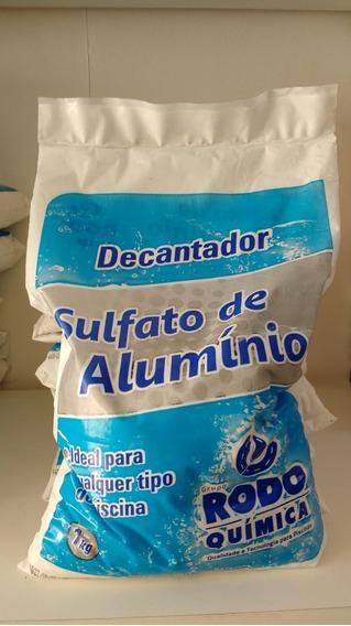 3 Decantadores De Piscina/sulfato De Alumínio