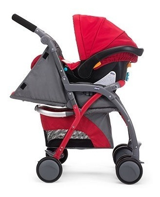 Coche Travel System Duo Simplicity Plus Chicco