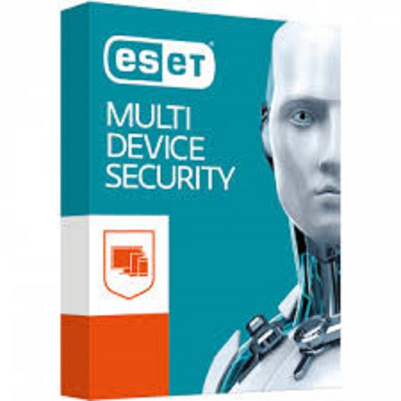 Eset Multi Device Security 1 Ano 5 Pc + 5 Android . Leia!