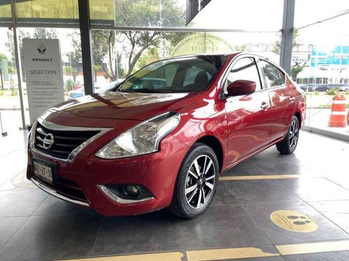 Imagen 1 de 15 de Nissan Versa 2019 4p Exclusive L4/1.6 Aut
