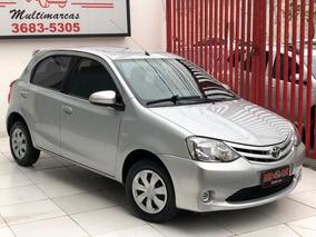 Toyota Etios Xs 1.5 16v Flex, Fpq7672