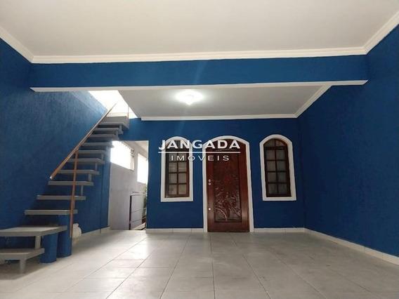 Casa A Venda Com Edicula Nos Fundos, Vaga Para 02 Autos, Jd. Santo Antonio - 11493