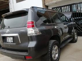 Toyota Land Cruiser 2012 Por Viaje En Ocasion