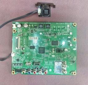 Placa Principal Tv Led Lg 43lf5100 De Brinde Teclado