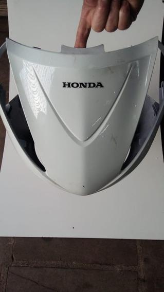 Carenagem Frontal Honda Biz 125 Ex 2012/2013