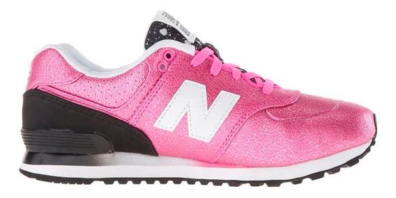 Zapatillas New Balance Kl574rfg Niña Originales