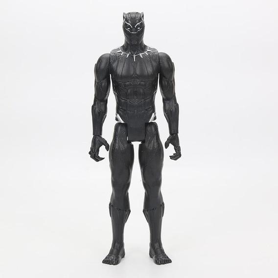 Figura De Ação Pantera Negra Titan Hero Series Marvel Hasbro