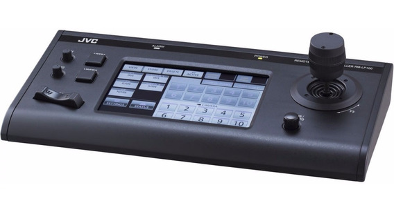Remoto Control Jvc Rm-lp100