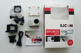 Camera Sjcam Sj4000 Wifi Original Com Acessórios