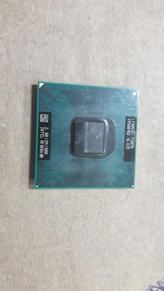 Processador Intel Core2 Duo T5870 2m 2.00 Ghz 800 Mhz Slazr