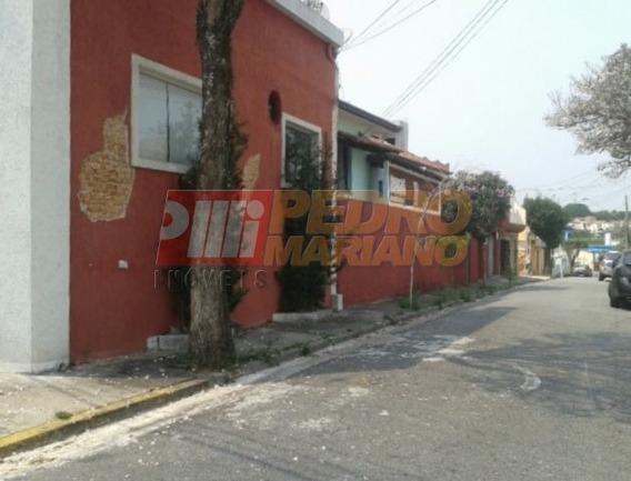Vende-se Casa Terrea No Bairro Ceramica Em Sao Caetano Do Sul - V-26638